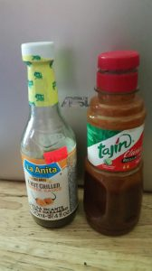 Tajin and La Anita