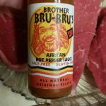 Brother Bru Brus African Hot Pepper Sauce