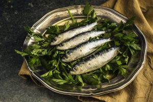 Sardines Are Very Good For You