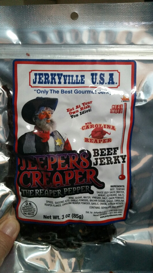 Jeepers Creaper Beef Jerky
