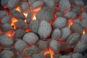 Ready To Use White Coals
