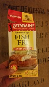 Zatarains Fish Fri