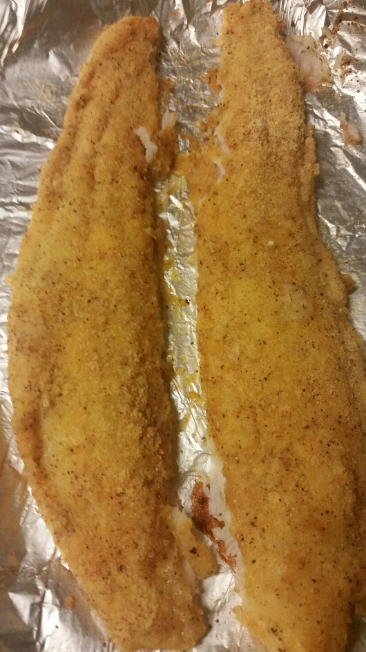 Zatarains Lemon Pepper Fish Fri