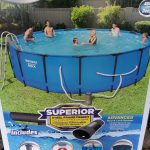 Above ground pool review bestway vs intex love the hot for Bestway vs intex