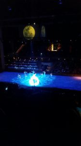 The Night Show at Xcaret Eco Park
