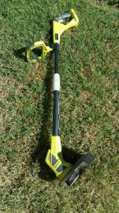 Cordless Trimmer and Edger