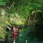 Underground River picture at Xcaret