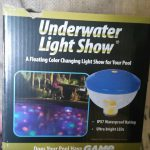 Underwater Light Show Review