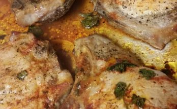 Oven Baked Pork Chop Recipe